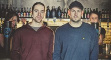 BrewDog Image Vault: James and Martin