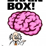 What a cracking idea! Professor Dunlop's BRAINBOX announces lucky winner