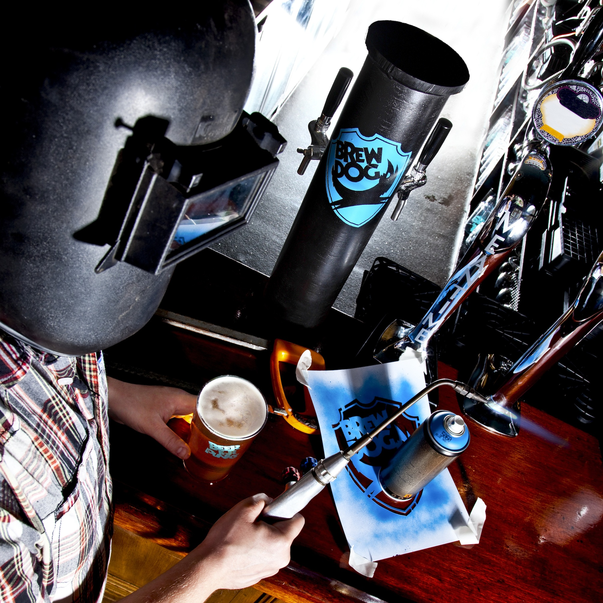 BrewDog plots 'on trade revolution' with in-venue promotion