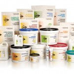 Dunlop Adhesives stops traffic with colour coded product packaging