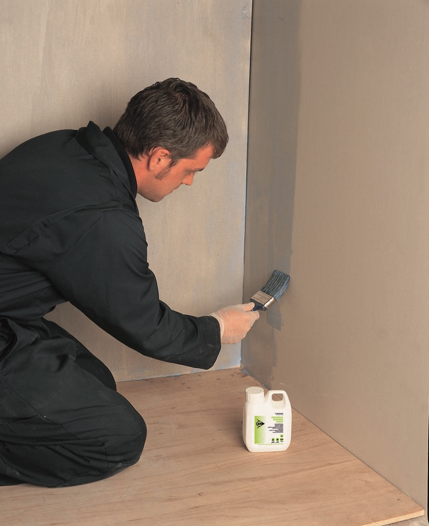Dunlop Adhesives encourages tradesmen to ditch using PVA primer
