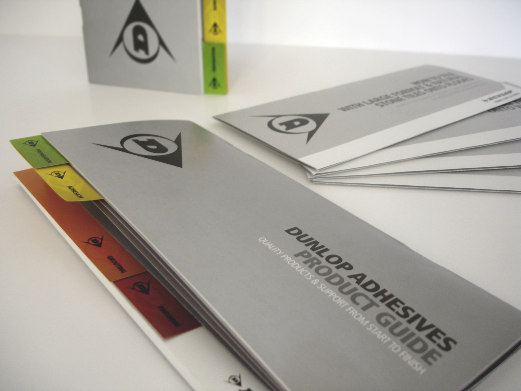 Dunlop Adhesives launches 'singles' lines for ease of ordering