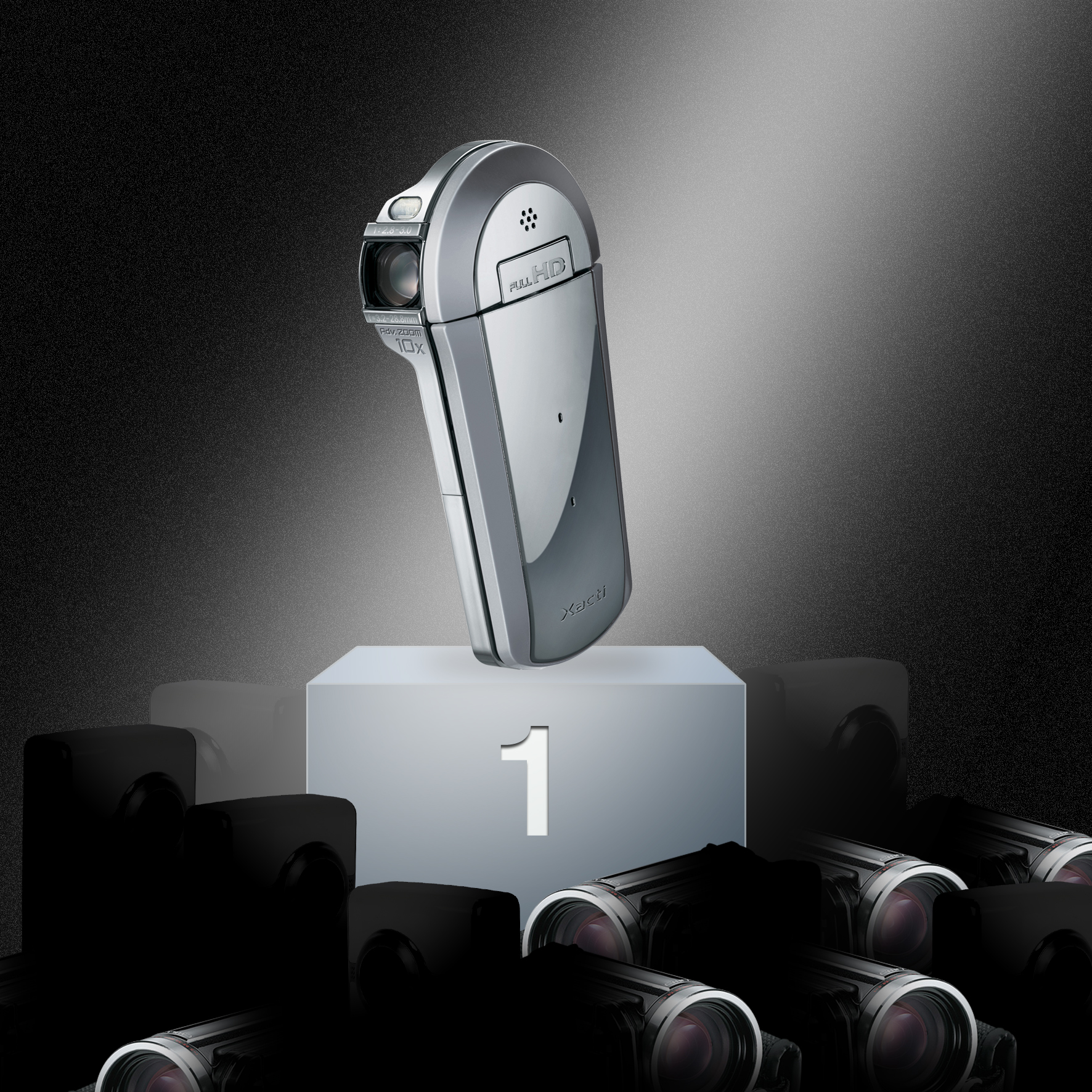 SANYO Xacti CS1 -The winner of T3's Camcorder Of The Year