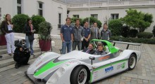 Hellmann in Racing Green Endurance meet and greet in Chile