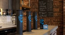 BrewDog expands craft beer empire with second bar in Edinburgh.