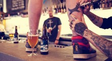 BrewDog marks official opening of new Edinburgh bar with tattoo offer