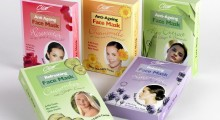 Image: Club Cleo's Herbal Face Masks