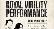 BrewDog launches The Royal Virility Performance to 'rock the royal wedding bandwagon'