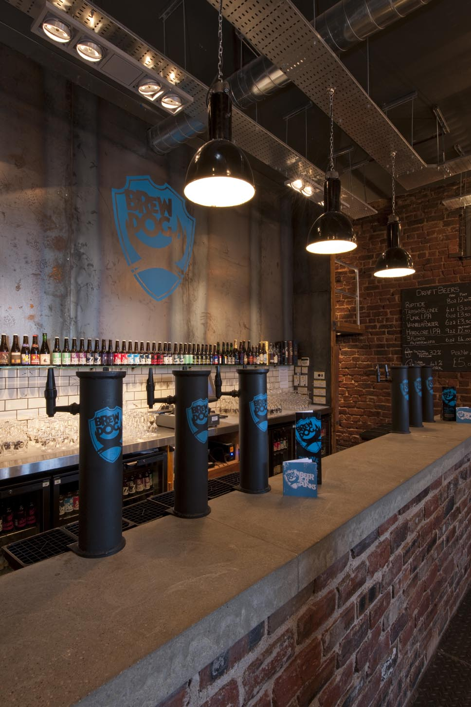 The alternative beer festival will take place at BrewDog Bars