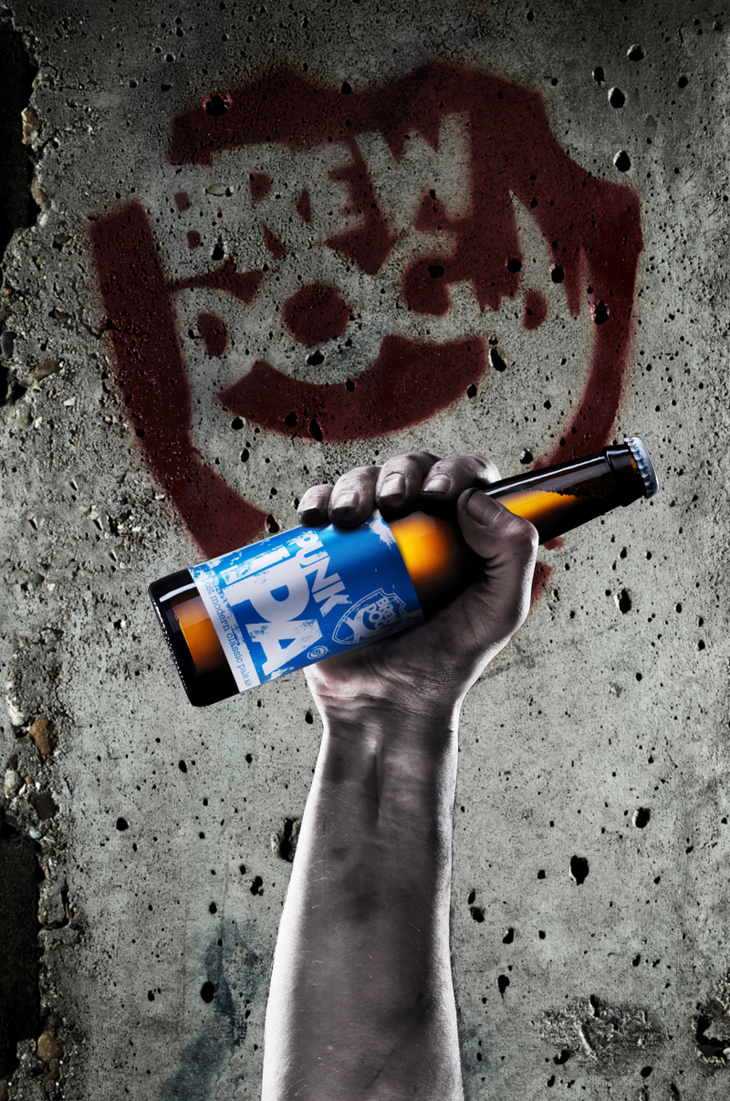 BrewDog thrown out of GBBF for serving keg