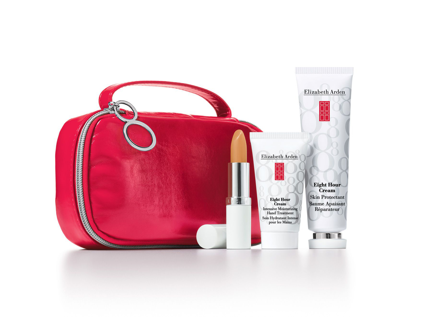 Most customer favourites are from the Elizabeth Arden range