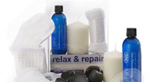 Image: Relax and Repair Hot Stone Therapy
