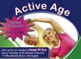 North Yorkshire Sport and Age UK launch new Active Age project