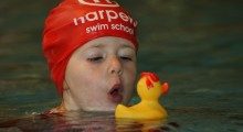 Get your little ducklings swimming this winter at Meadowlands Leisure Pool