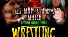 Peterlee and Seaham leisure centres to host first double header wrestling event.