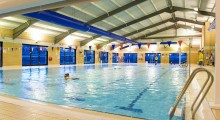 Leisure Connection bucks swimming trend