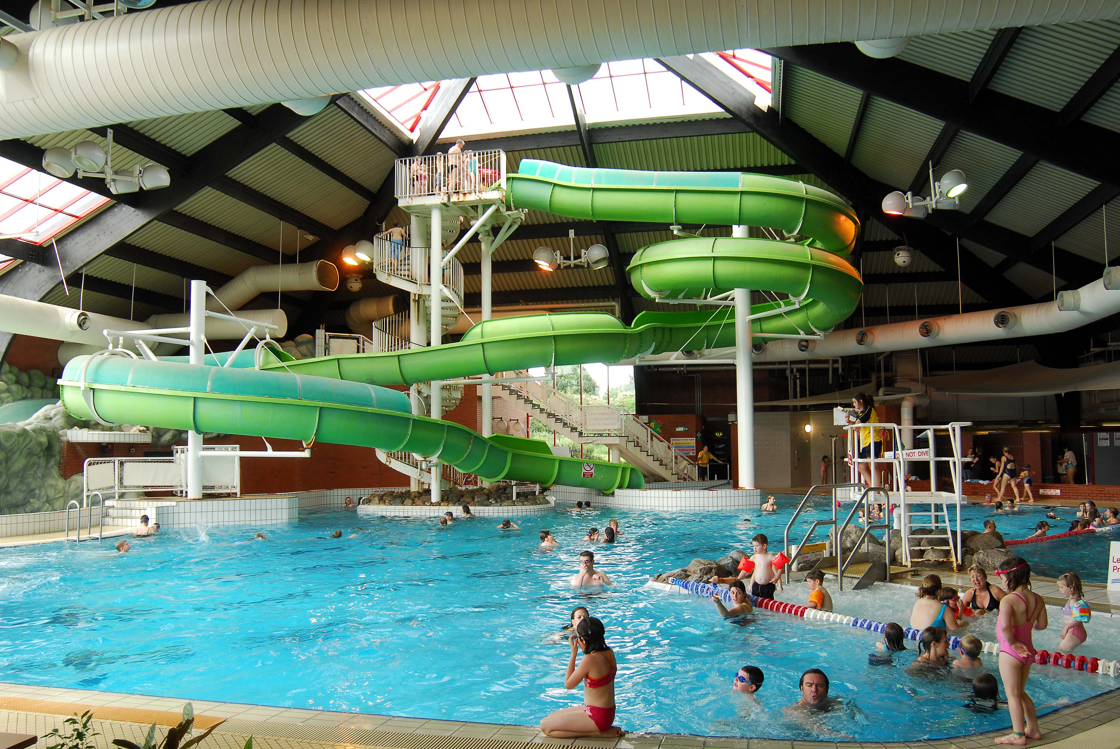 Blackwater Leisure Centre To Launch Jungle River Ride The Digital Newsroom