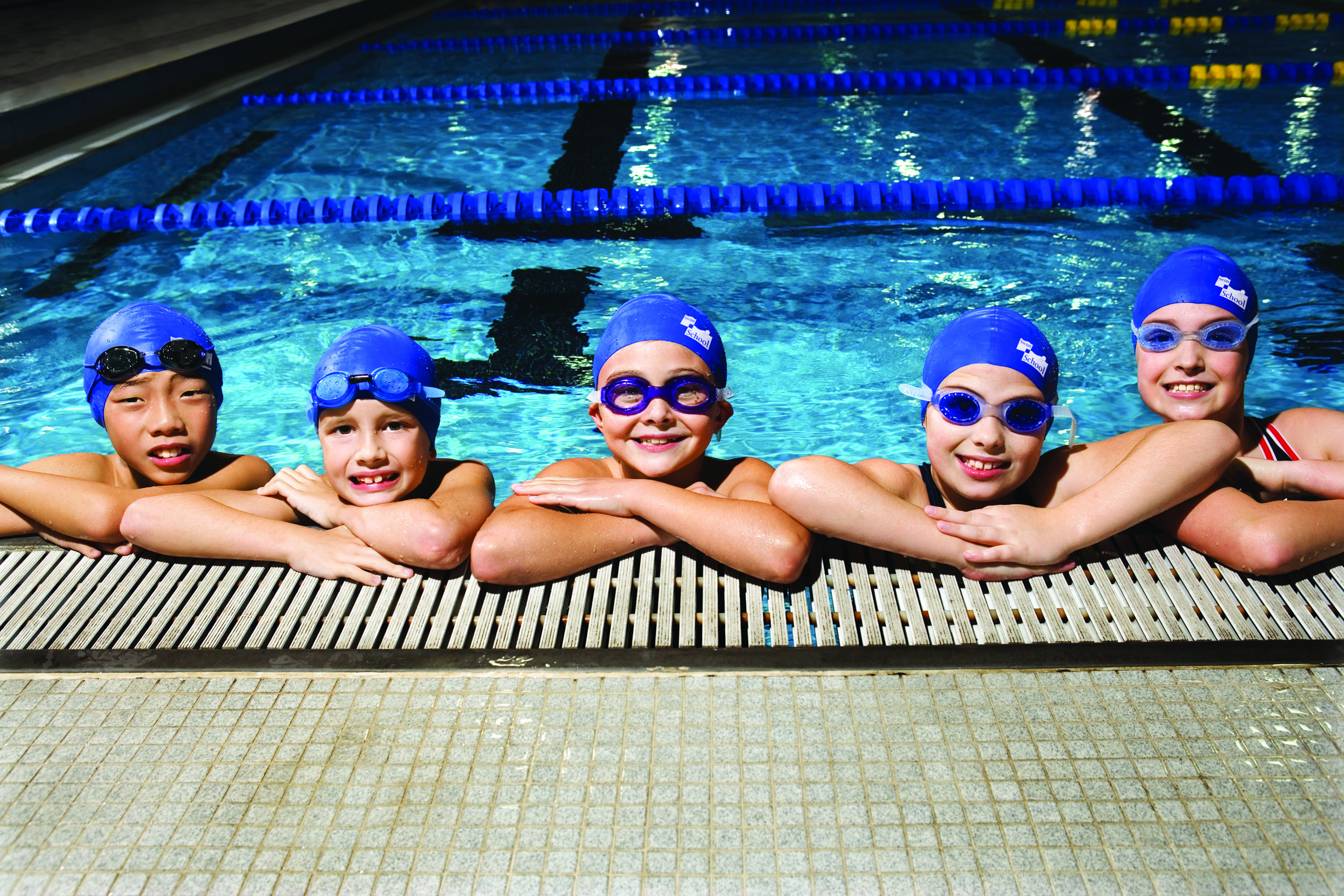 Virtual Swimming Lessons Come To Worcester Swimming Pool The Digital Newsroom