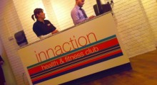 Image: innaction at Park Inn Hotel in Cardiff North