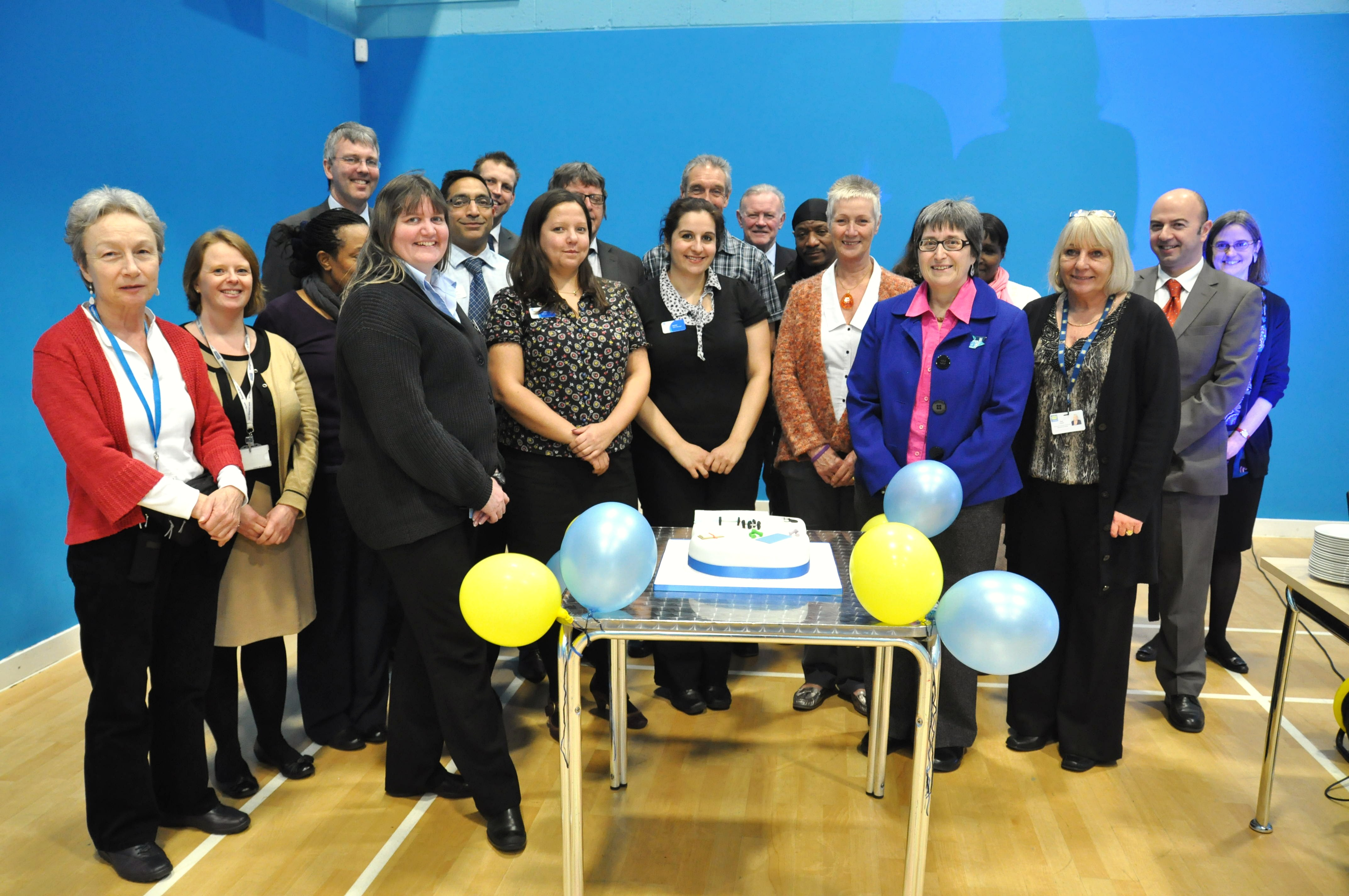 The leisure centre, library and medical practice hosted an action packed couple of days, full of community, sporting and fun events aimed at all ages