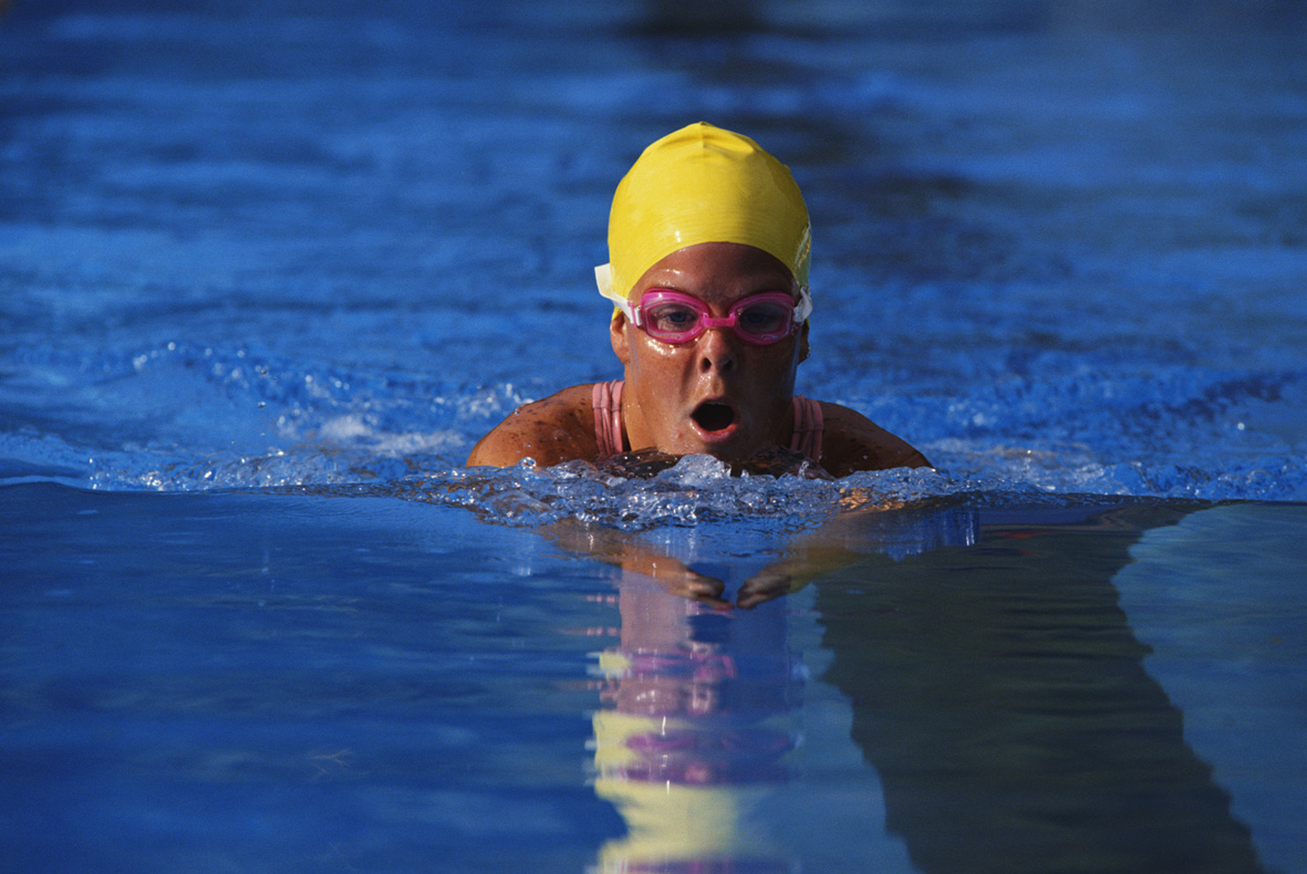 The swimathon will take place on the weekend of 27th- 29th April
