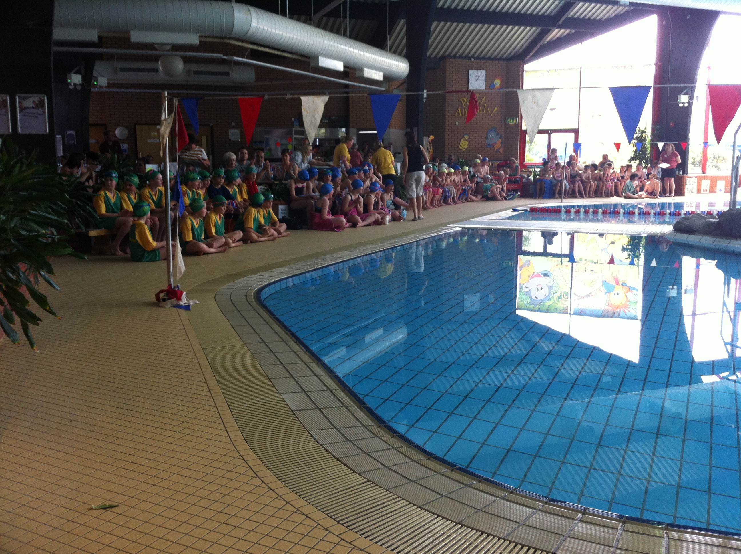 Blackwater Hosts Successful Swimming Gala For Local Primary Schools The Digital Newsroom