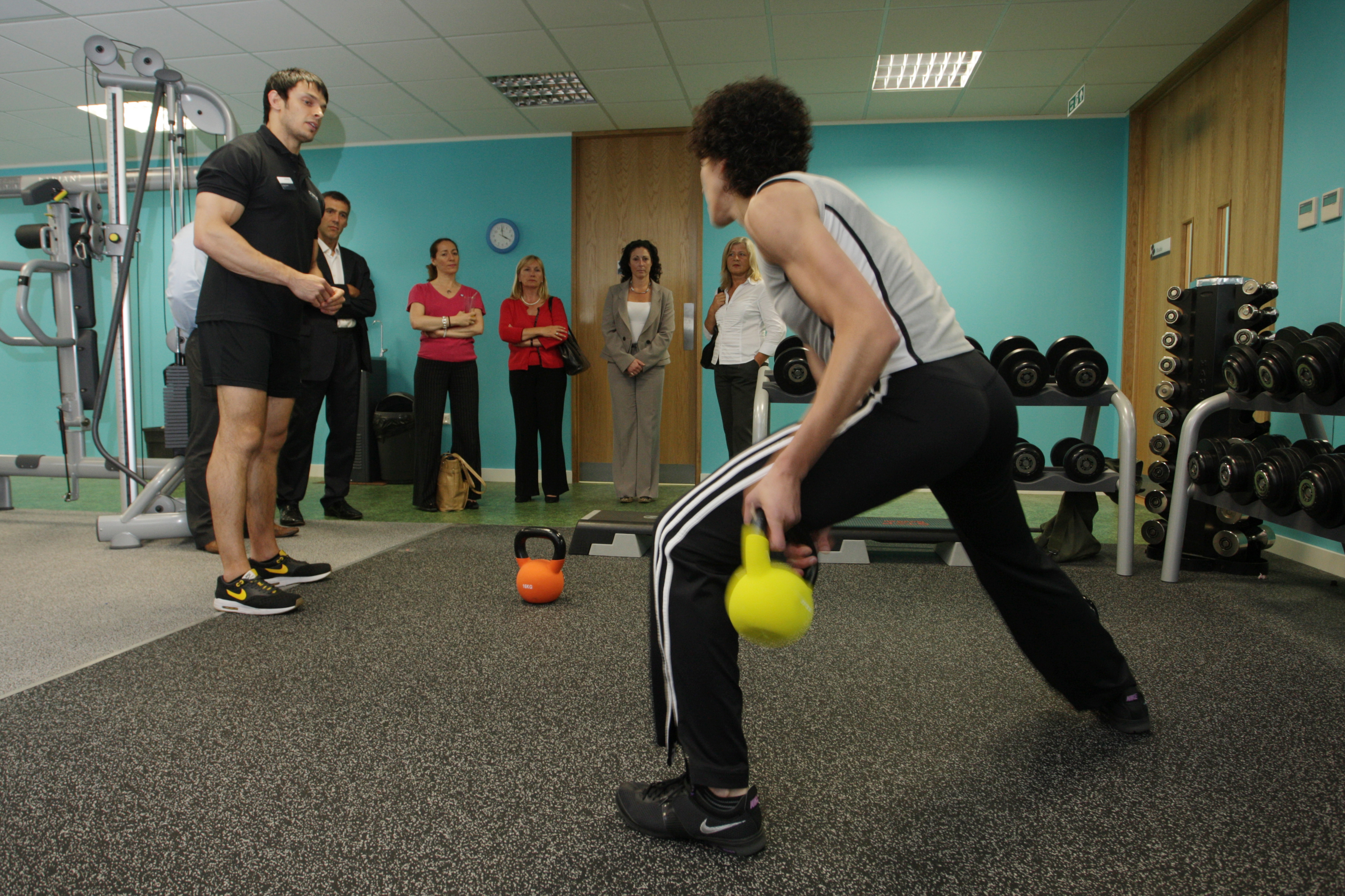 Personal trainers will be able to read about the latest fitness trends in the new magazine