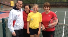 National Number One ranking for Batchwood tennis player