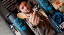 Diageo uses 'dirty tricks' to veto BrewDog award win.