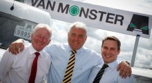 Van Monster invests in Slough with launch of new flagship depot in retail hub