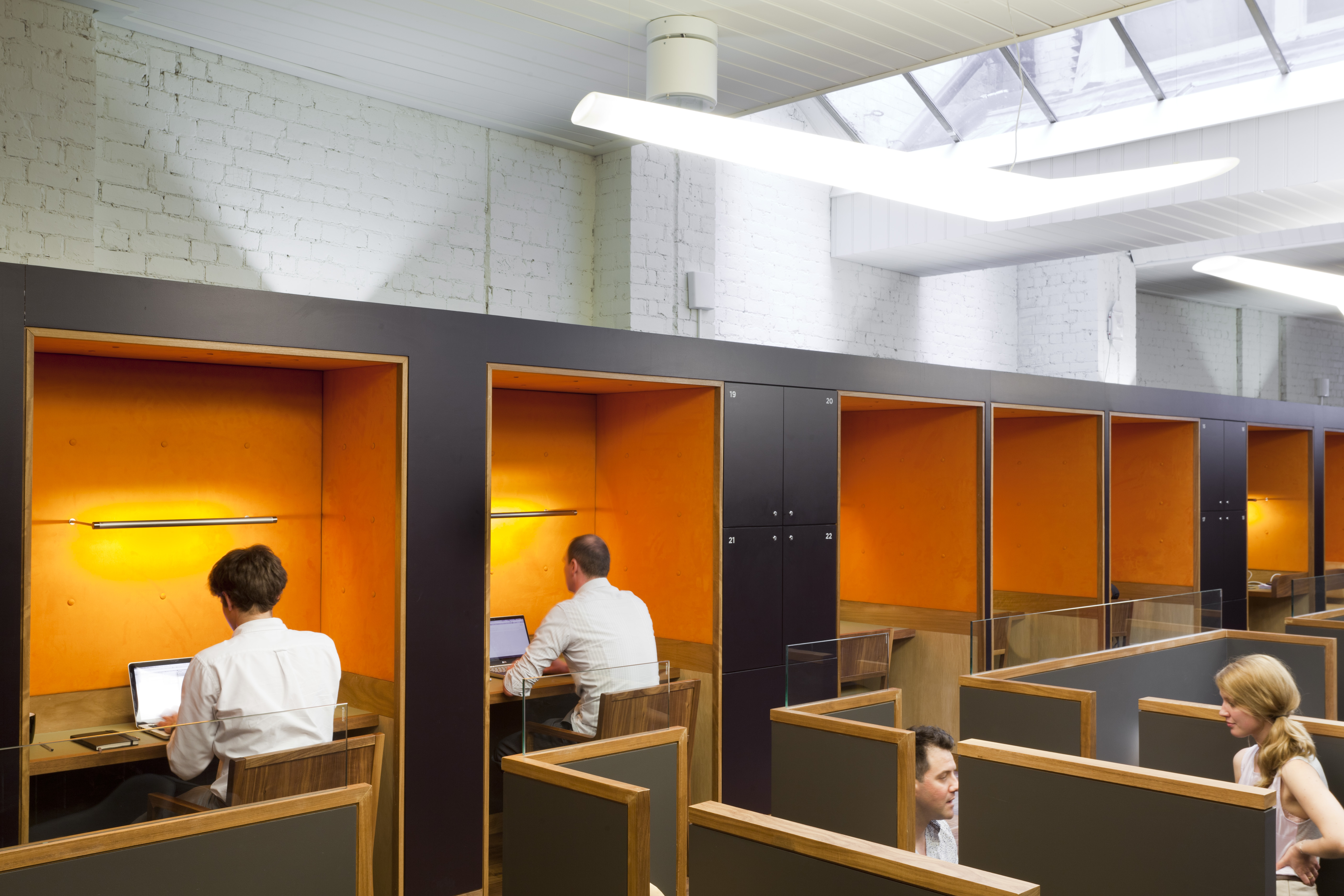 Clubrooms Reinvent The Work E For London S Mobile Workers