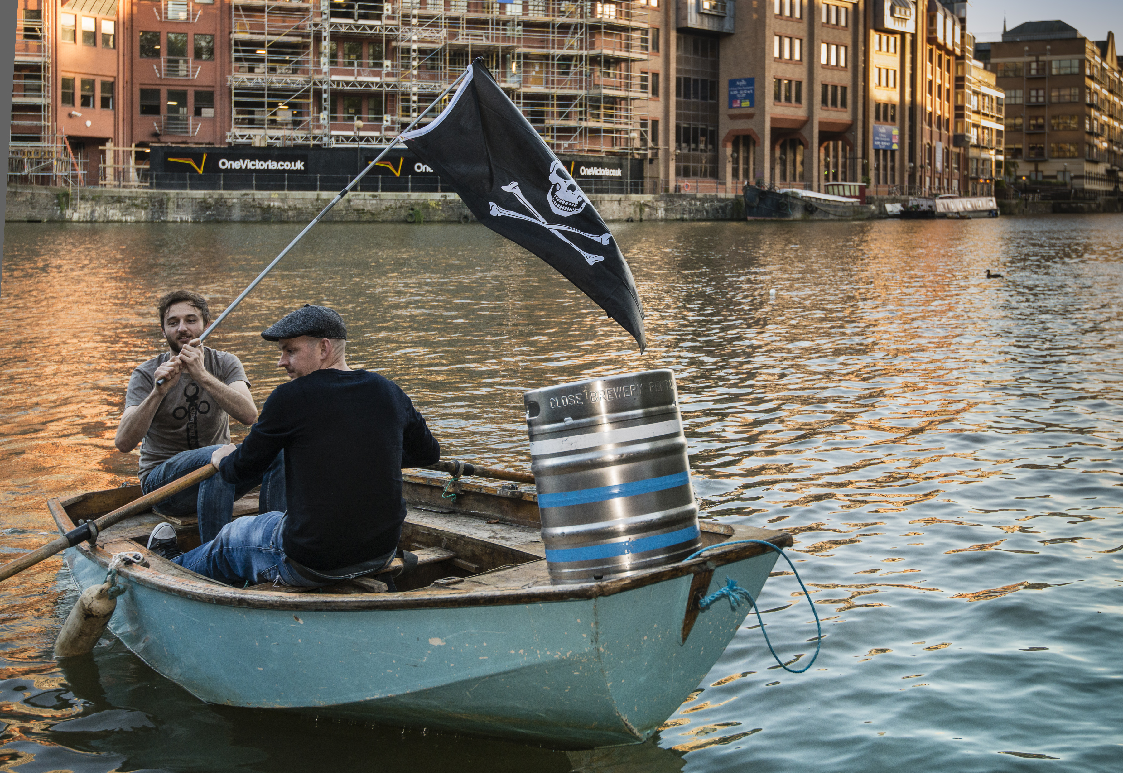 The craft beer revolution sails west as BrewDog drops anchor at