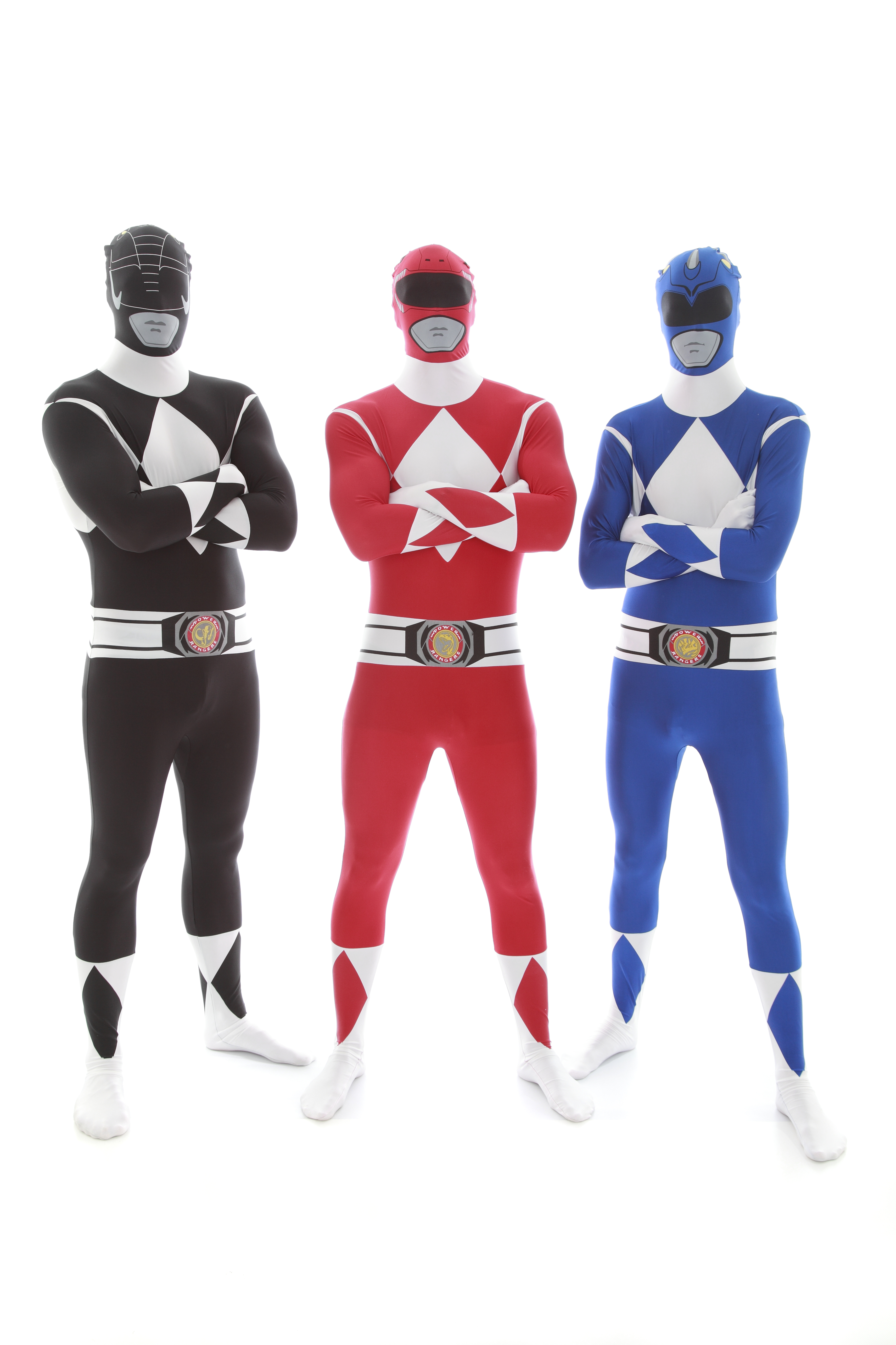 It's Morphin' Time for costume company as they launch best selling Power Ranger suits