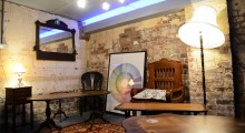 BrewDog Birmingham has a small basement area for intimate testing sessions as well as the main bar at ground level