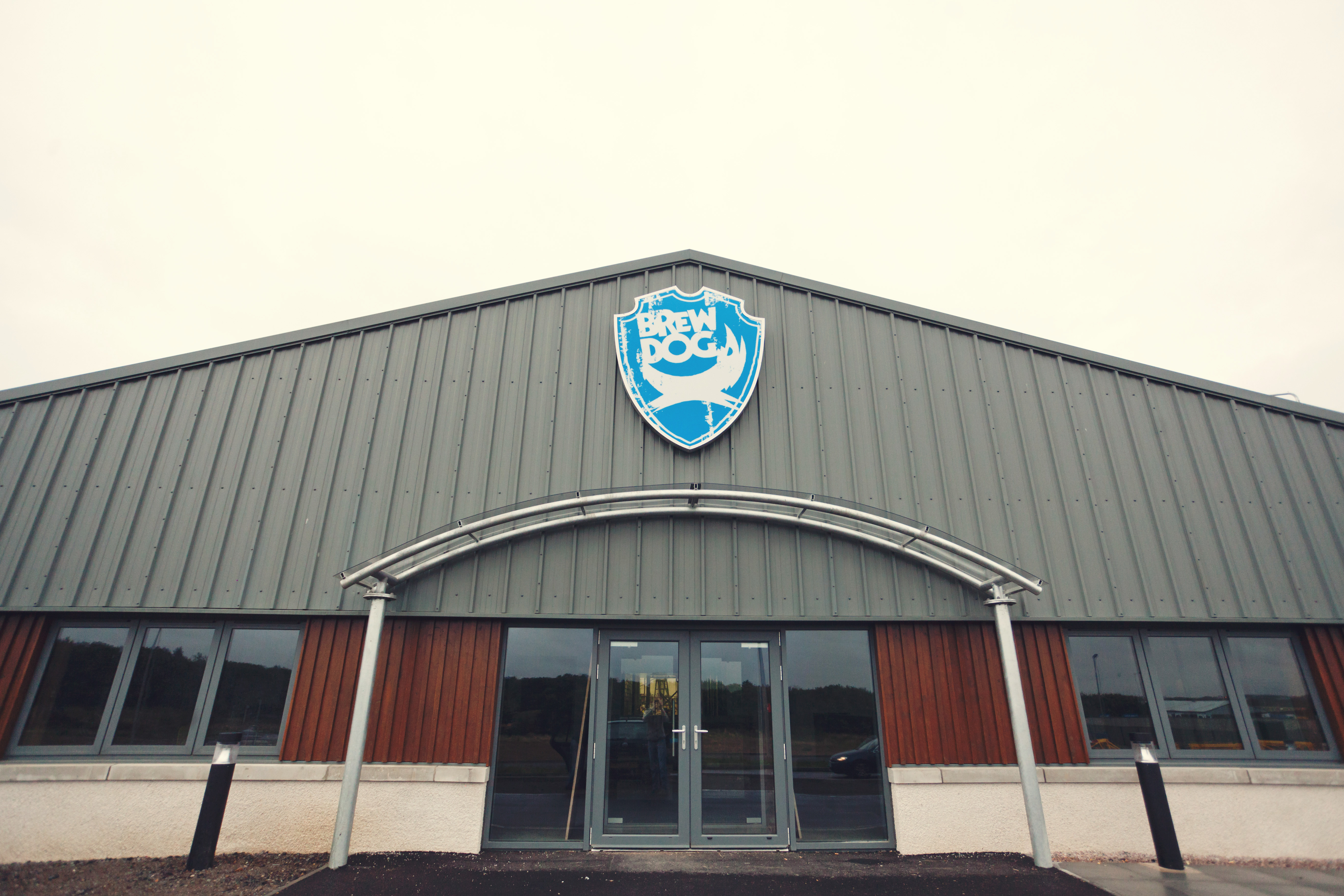 The new brewery is in Ellon, Aberdeenshire