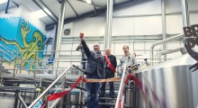 The new brewery ushers in a new era for BrewDog