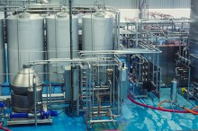 The new brewery massively increases BrewDog production capacity