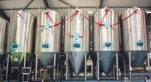 The new Ellon brewery enables BrewDog to significantly increase their beer production in 2013