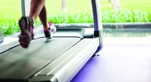 Hotel and Facilities Management by Leisure Connections installs £150,000 worth of fitness equipment into its Park Inn by Radisson Hotel clubs