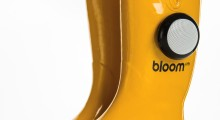 These boots are made for dancing: Bloom.fm creates musical wellies for festivals.