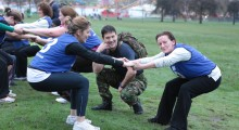 British Military Fitness, the UK's number one for outdoor fitness launches new venue in Leeds