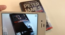 Bestselling authors augment book covers with Blippar experiences