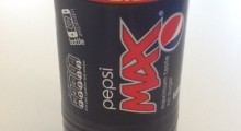 The Blippar call to action on the 600ml Pepsi Max bottles