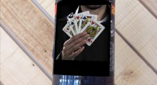 Watch Dynamo perform amazing card tricks with the Blippar enabled Pepsi Max bottles