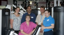 Leisure centre opens its doors to over 2000 local people after £250k investment