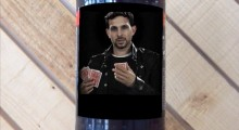Dynamo performs amazing magic tricks straight from the bottle