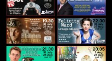 Augmented Comedy Previews: GetComedy teams up with Blippar to bring Edinburgh Fringe Festival to life.
