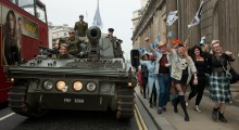 BrewDog drove a tank to the Bank of England with an army of misfits to launch EFP 3