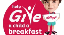 Blippar teams up with the Daily Mirror for Kellogg's for the 'Give a Child a Breakfast' campaign