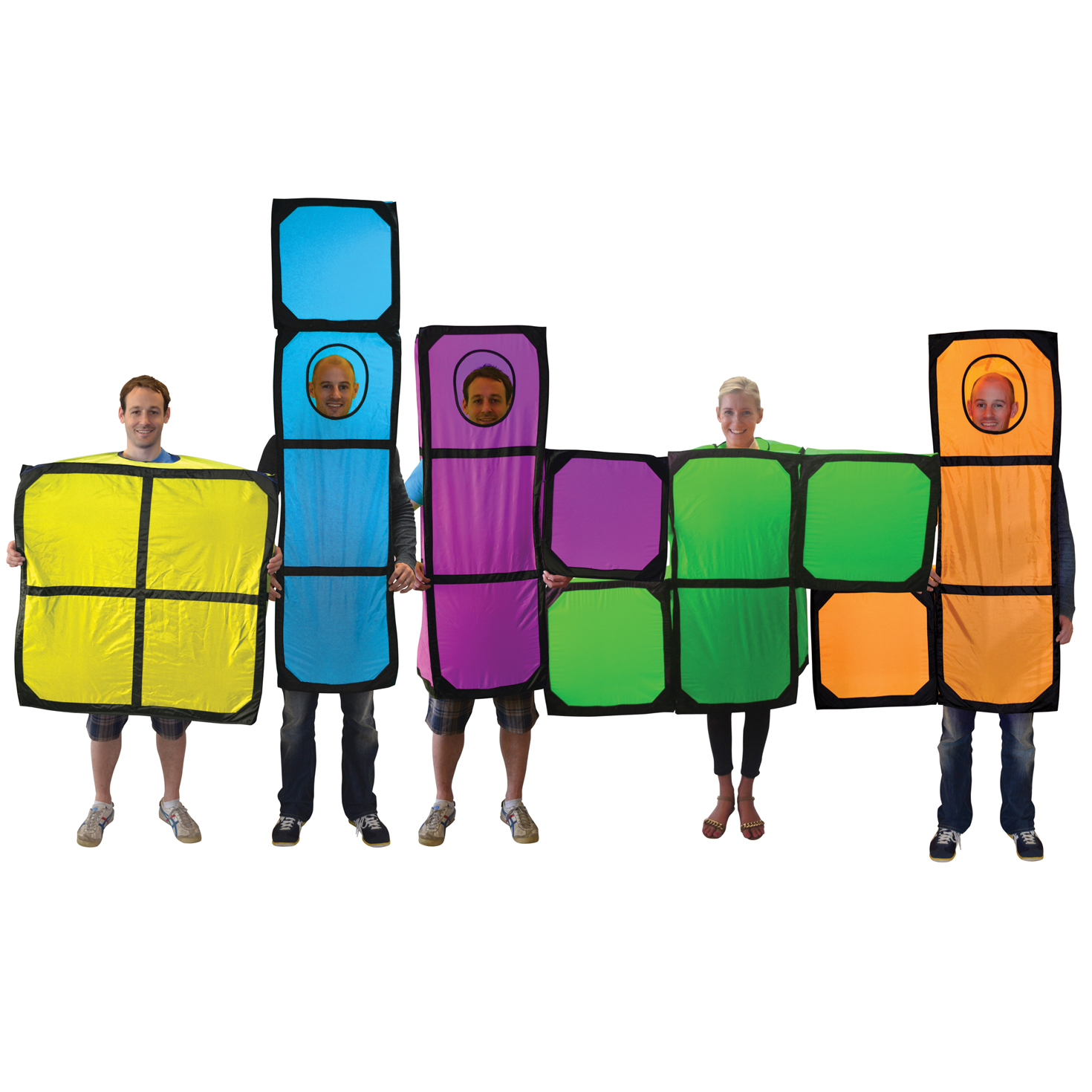 Morph Costume Co. launches official Tetris™ costumes for the UK